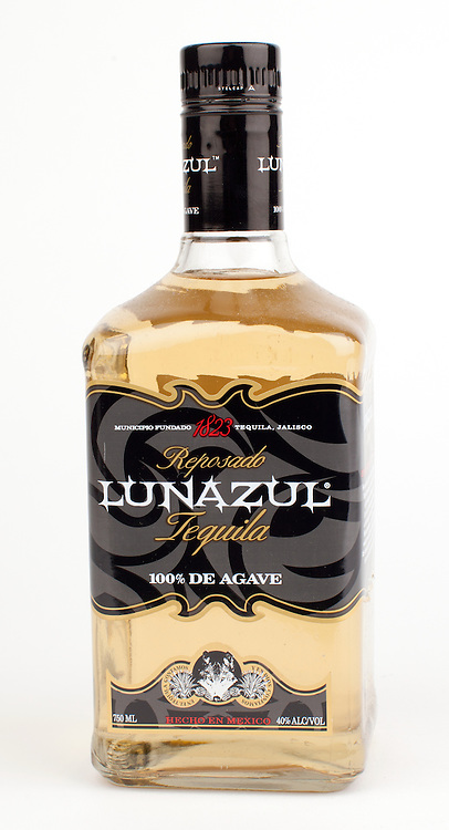 Lunazul reposado -- Image originally appeared in the Tequila Matchmaker: http://tequilamatchmaker.com