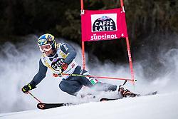 19.12.2016, Grand Risa, La Villa, ITA, FIS Ski Weltcup, Alta Badia, Riesenslalom, Herren, 1. Lauf, im Bild Roberto Nani (ITA) // Roberto Nani of Italy in action during 1st run of men's Giant Slalom of FIS ski alpine world cup at the Grand Risa race Course in La Villa, Italy on 2016/12/19. EXPA Pictures © 2016, PhotoCredit: EXPA/ Johann Groder
