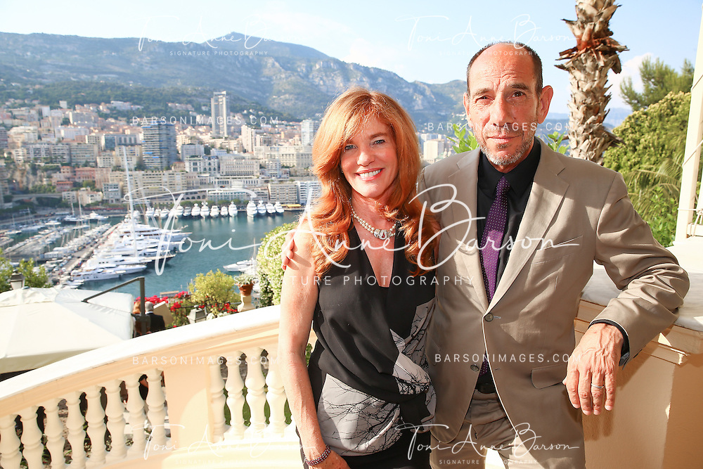 MONTE-CARLO, MONACO - JUNE 09:  Miguel Ferrer attends a Cocktail Reception at the Ministere d'etat on June 9, 2014 in Monte-Carlo, Monaco.  (Photo by Pool Barson/FilmMagic)