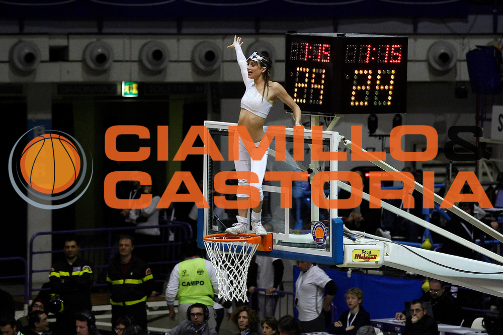 DESCRIZIONE : Bologna Final Eight 2008 Finale La Fortezza Virtus Bologna Air Avellino <br /> GIOCATORE : Cheerleaders<br /> SQUADRA : <br /> EVENTO : Tim Cup Basket For Life Coppa Italia Final Eight 2008 <br /> GARA : La Fortezza Virtus Bologna Air Avellino <br /> DATA : 10/02/2008 <br /> CATEGORIA : Ritratto<br /> SPORT : Pallacanestro <br /> AUTORE : Agenzia Ciamillo-Castoria/G.Cottini