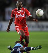 13-09-2008 VOETBAL:FC TWENTE:NEC NIJMEGEN:ENSCHEDE <br /> Edson Braafheid<br /> Foto: Geert van Erven