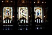 Rio de Janeiro_RJ, Brasil.<br /> <br /> Interior Theatro Municipal do Rio de Janeiro. <br /> <br /> Inside the Municipal Theater of Rio de Janeiro.<br /> <br /> Foto: LUIZ FELIPE FERNANDES / NITRO
