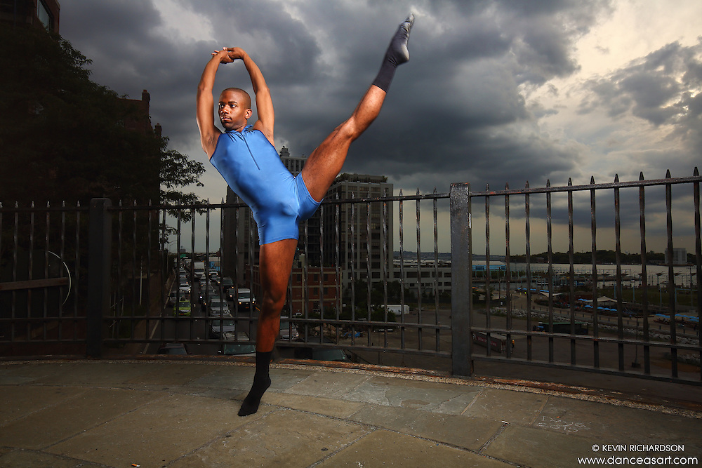 Dance As Art The New York Photography Project- Brooklyn Heights Promenade with Christopher R Wilson