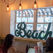 Kaibo Beach Expresso Coffee. Rum Point. Grand Cayman Island.