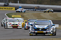 #21 Mike Bushell Trade Price Cars with Team HARD Racing Volkswagen CC during BTCC Race 2  as part of the Dunlop MSA British Touring Car Championship - Rockingham 2018 at Rockingham, Corby, Northamptonshire, United Kingdom. August 12 2018. World Copyright Peter Taylor/PSP. Copy of publication required for printed pictures.