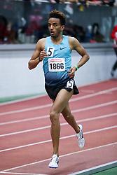 Tessema, Nike, 3000<br /> BU Terrier Indoor track meet