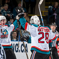 021317 Seattle Thunderbirds at Kelowna Rockets