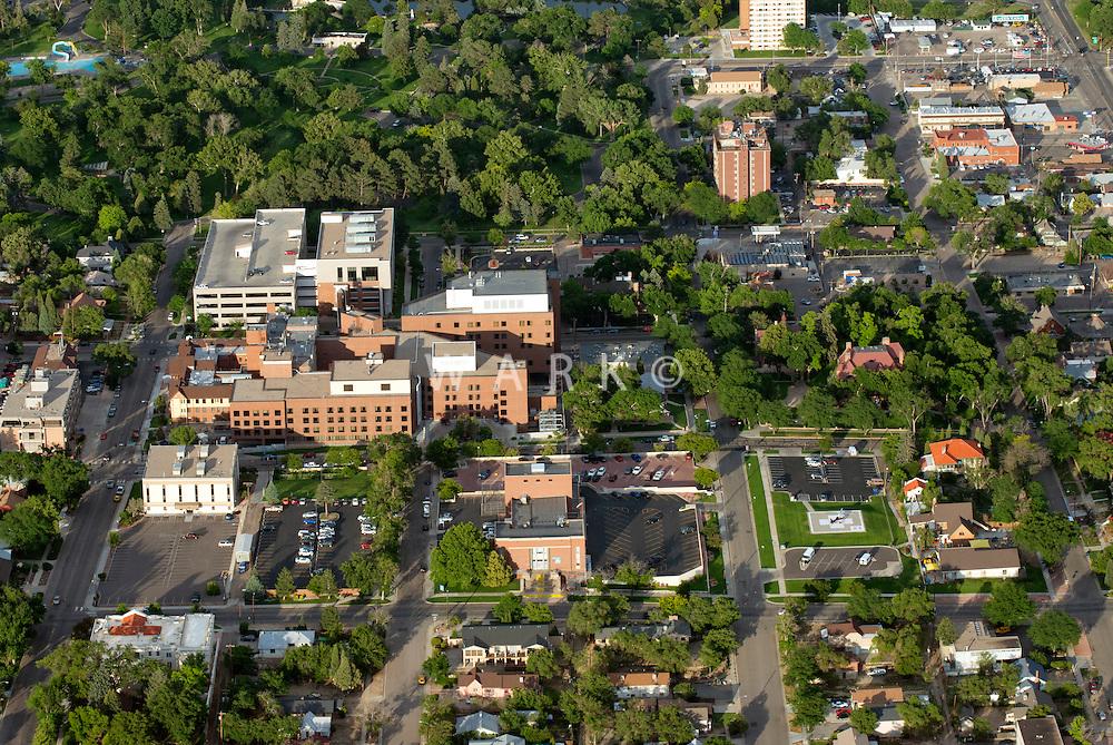 Parkview Hospital, Pueblo, Colorado. June 2014. 85708