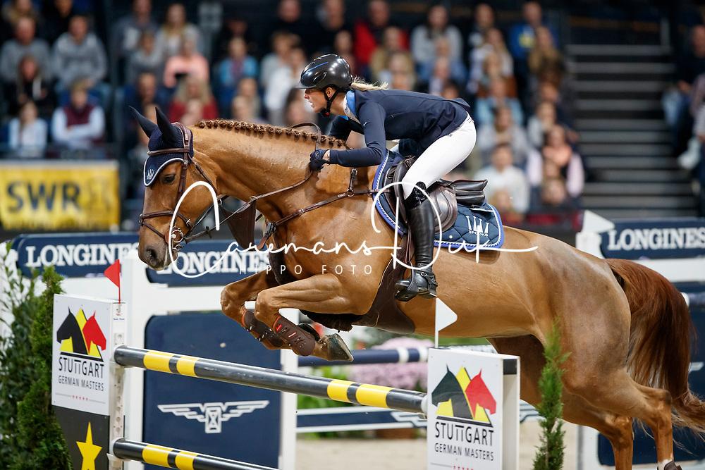 Blum Simone, GER, DSP Alice<br /> Stuttgart German Masters 2017<br /> © Hippo Foto - Dirk Caremans<br /> 17/11/17