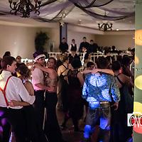 2017 Berryville Prom Dancing