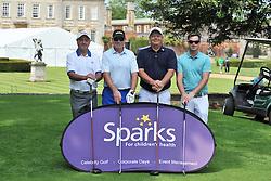 TEAM HAMMOND EGGS, Sparks Leon Haslam Golf Day Wellingborough Golf Course Tuesday 7th June 2016