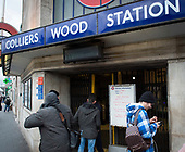 Northern Line Signal Failure 14th March 2020