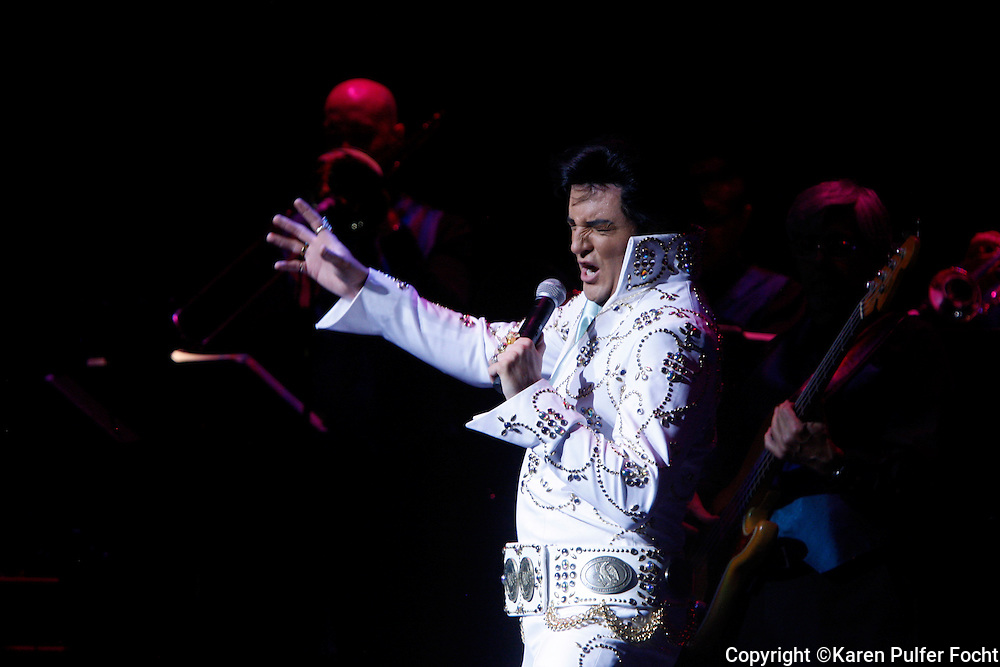 """Elvis Impersonator competes during Elvis tribute show. Graceland plans big expansions by 2017. A luxury, full-service 450-room resort, The Guest House at Graceland, is on pace to open Oct. 27. The price tag is $93 million.Elvis Presley Enterprises unveiled details of a $45 million entertainment complex that officials said will allow visitors to """"walk with Elvis."""" Named """"Elvis: Past, Present, Future,"""" will replace most of the strip of shops and exhibits on the west side of Elvis Presley Boulevard opposite Graceland mansion."""