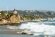 Shaw's Cove in Laguna Beach California