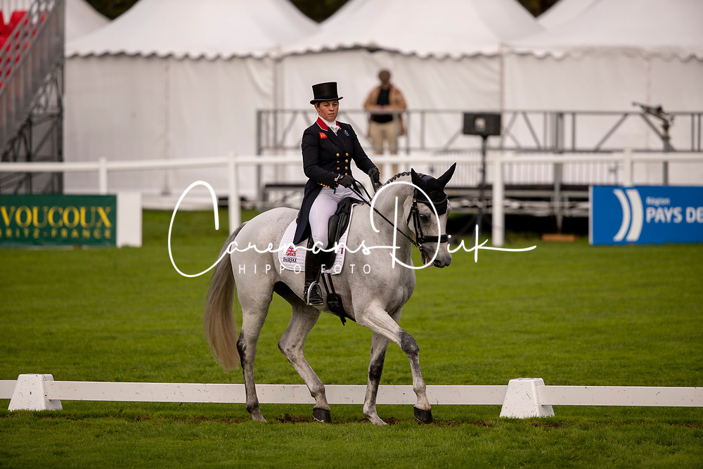 King Kitty, GBR, Cristal Fontaine<br /> Mondial du Lion - Le Lion d'Angers 2019<br /> © Hippo Foto - Dirk Caremans<br />  17/10/2019