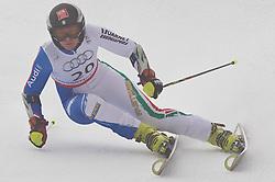 17.02.2011, Kandahar, Garmisch Partenkirchen, GER, FIS Alpin Ski WM 2011, GAP, Riesenslalom, im Bild Denise Karbon (ITA) // Denise Karbon (ITA) during Giant Slalom Fis Alpine Ski World Championships in Garmisch Partenkirchen, Germany on 17/2/2011. EXPA Pictures © 2011, PhotoCredit: EXPA/ J. Groder