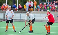 WAGENINGEN -  . lustrum 2019,  60+ hockey, 30jaar.   met wedstrijden en andere festiviteiten.   COPYRIGHT KOEN SUYK