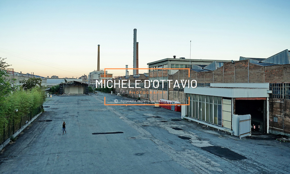 Ex area industriale di Mirafiori Torino