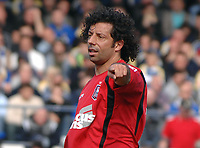 Ivan Campo (Ipswich) Cardiff City v Ipswich Town 25/4/2009 Ninian Park Credit : Colorsport / Andrew Cowie