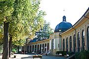 Trinkhalle, Bad Harzburg, Harz, Niedersachsen, Deutschland | pump room, spa, Bad Harzburg, Harz, Lower Saxony, Germany