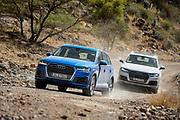 Client - Audi   Location - Namibia   Agency - RightLight Media