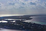Bimini airport, on the south island.