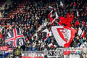 ALKMAAR - 22-04-2017, AZ - FC Twente, AFAS Stadion,2-1, supporters.