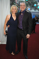 ZARA PHILLIPS and MIKE TINDALL at the Glamour magazine Women of the Year Awards held in the Berkeley Square Gardens, London W1 on 5th June 2007.<br /><br />NON EXCLUSIVE - WORLD RIGHTS