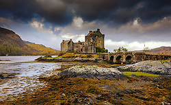 Dawn at Eilean Donan Castle, Scotland<br /> <br /> (c) Andrew Wilson   Edinburgh Elite media