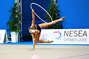 Filanovsky Victoria was born in St. Petersburg in Russia 23 February 1995. In 2008 she joined the Israeli national team of rhythmic gymnastics.<br />