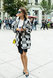 Croatian singer Severina in city centre during Day Off in Group C of FIBA Europe Eurobasket 2015, on September 7, 2015, in Zagreb, Croatia. Photo by Vid Ponikvar / Sportida