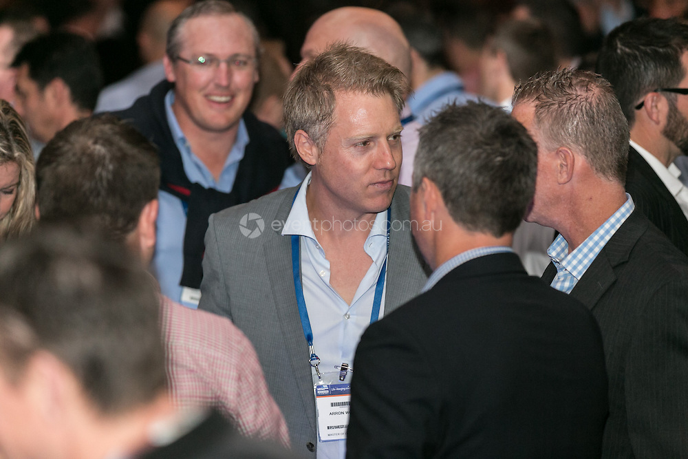 Welcome Reception. MFAA Convention 2014. East Broadbeach. Photo: Pat Brunet/Event Photos Australia