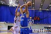 Bielorussia, 24/08/2012<br /> Basket, Eurobasket 2013 Qualifying Round<br /> Bielorussia - Italia<br /> Nella foto: Marco Cusin<br /> Foto Ciamillo