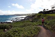 Kapalua Coastal Trail, Kapalua, Maui, Hawaii