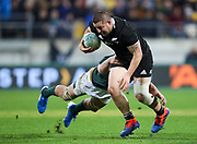 New Zealand's Dane Coles. All Black's v South Africa, Rugby Championship, Westpac Stadium, Wellington, New Zealand. Saturday, 27 July, 2019. Copyright photo: John Cowpland / www.photosport.nz
