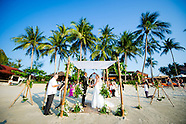 Samui Wedding Photography: Faraway Wedding Villa Wedding