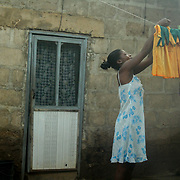 Laundry by Felicia Donkor