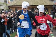 Parliamentary Pancake Race  090216