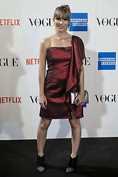 September 13, 2018 - Madrid, Spain - Nika attends to photocall of Vogue Fashion Night Out 2018 in Madrid, Spain. September 14, 2018. (Credit Image: © Coolmedia/NurPhoto/ZUMA Press)
