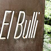 El Bulli Restaurant, Spain