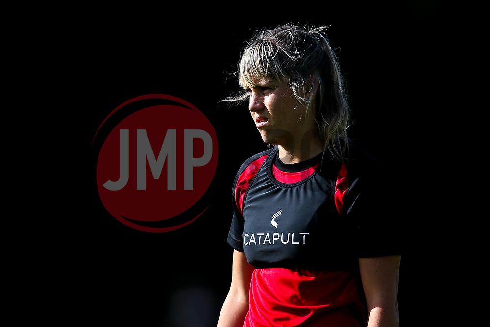 Gemma Evans of Bristol City Women during training at Failand - Mandatory by-line: Robbie Stephenson/JMP - 26/09/2019 - FOOTBALL - Failand Training Ground - Bristol, England - Bristol City Women Training