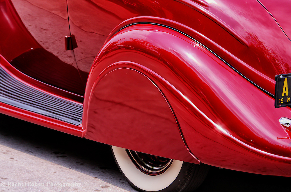 &quot;Ruby Red Terraplane&quot;<br />