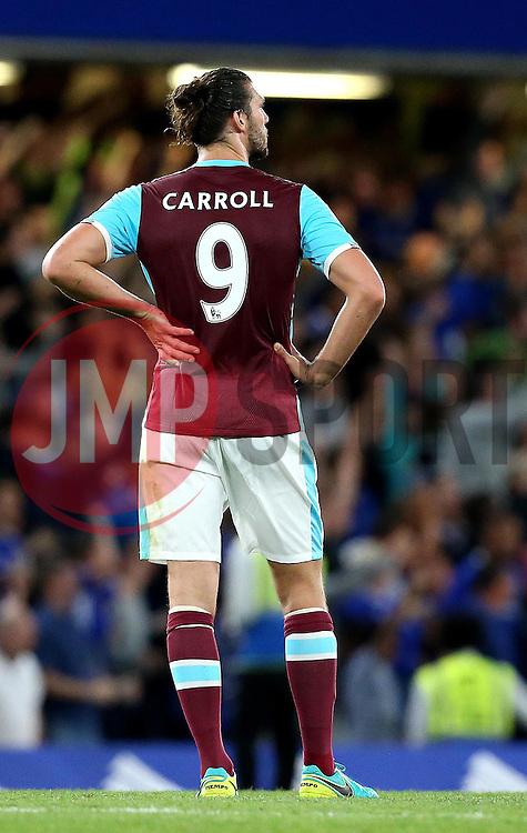 - Mandatory by-line: Robbie Stephenson/JMP - 15/08/2016 - FOOTBALL - Stamford Bridge - London, England - Chelsea v West Ham United - Premier League