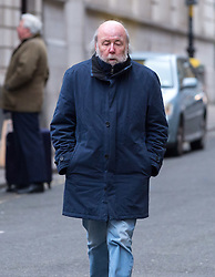 © Licensed to London News Pictures. 03/01/2019. Bristol, UK. GORDON HAWTHORN arrives at Bristol Crown Court for sentencing. In November 2018 he pleaded guilty to stalking BBC Points West presenter Alex Lovell and admitted sending cards to her between January 1, 2016 and March 16 2018. In one of the cards he referred to himself Ms Lovell's 'stalker' and 'rapist' and said he was going to have sex with her even if that meant he had to rape her. Hawthorn was identified by DNA after a woman contacted police to say she had received an unsigned Valentines card at her workplace in Street with the same 'X' signature. Mrs Lovell said after the hearing Mr Hawthorn had stolen two years of her life. Photo credit: Simon Chapman/LNP
