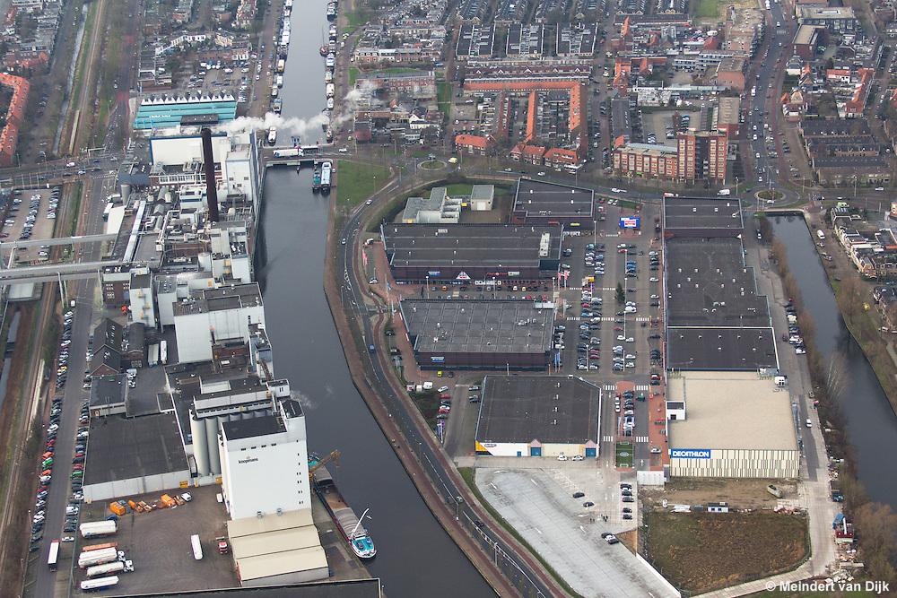 Leeuwarden - De Centrale, Koopmans, FrieslandCampina