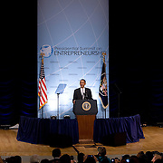 President Obama, Presidential Summit on ENTREPRENEURSHIP