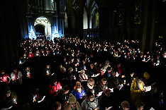 181207 - Lincoln Cathedral | A service with Carols and Christingle