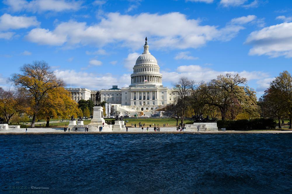 United States Capitol Building, Washington, D.C., USA