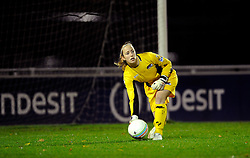 12-11-2009 VOETBAL: FC UTRECHT -AZ VROUWEN: UTRECHT<br /> Utrecht verliest met 1-0 van AZ / Loes geurts<br /> ©2009-WWW.FOTOHOOGENDOORN.NL