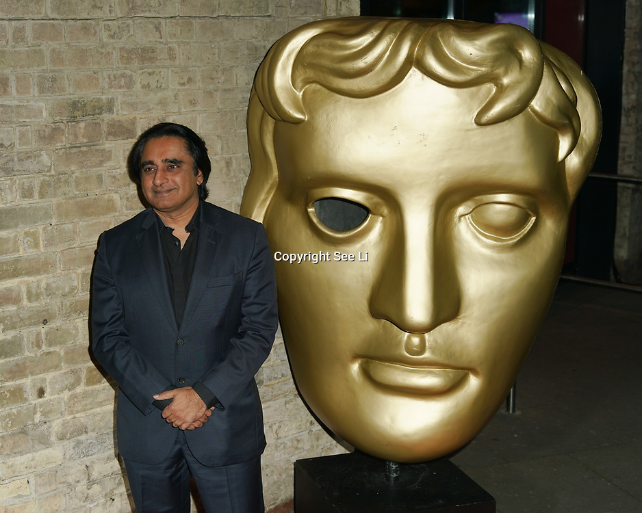 London, England, UK. 26th November 2017. Sanjeev Bhaskar attend the British Academy Children's Awards 2017 at the Roundhouse.